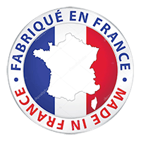 logo fabriqué en france - made in france